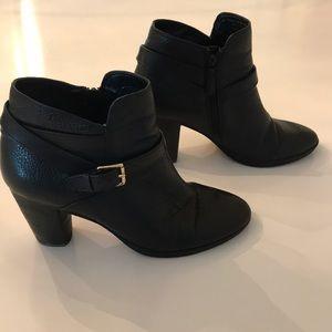 Cole Haan BlackGenuine Leather Boots